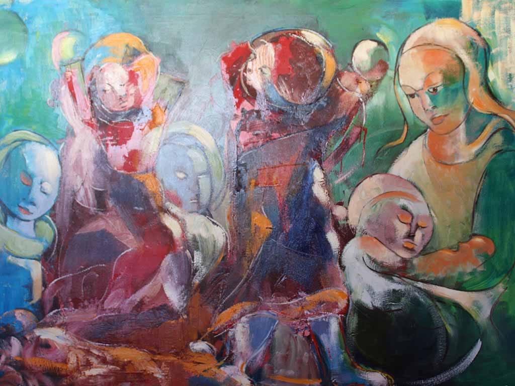 Dipinti della Casa Museo Cirillo Grott
